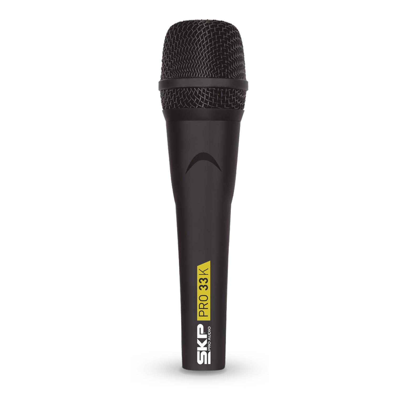 Microfone SKP PRO 33 para podcasts